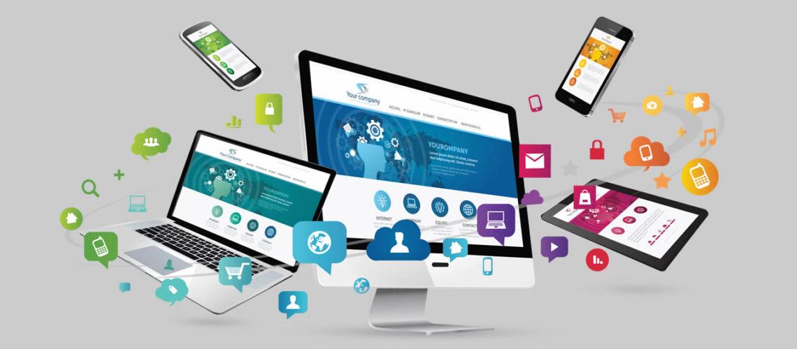 criação de sites - empresas